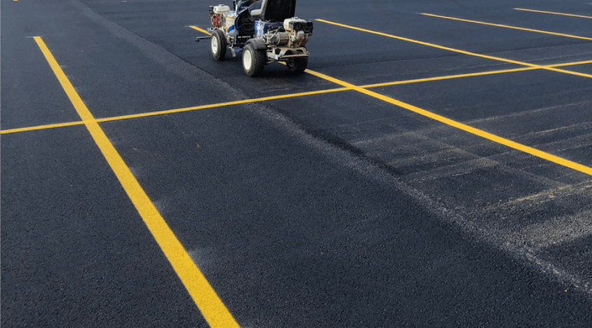 Parking Lot Paving New Haven CT 3